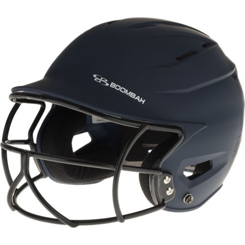 Display product reviews for Boombah Kids' Defcon Sleek Profile Softball Helmet with Mask