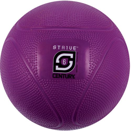 Century Strive 6 lb Medicine Ball - view number 1