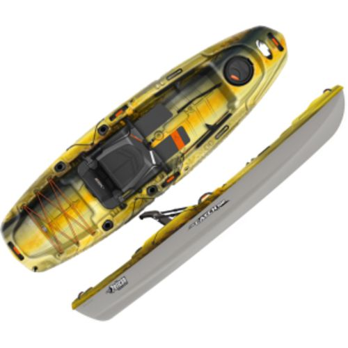 Display product reviews for Pelican Premium The Catch 100 10 ft Sit-On-Top Fishing Kayak