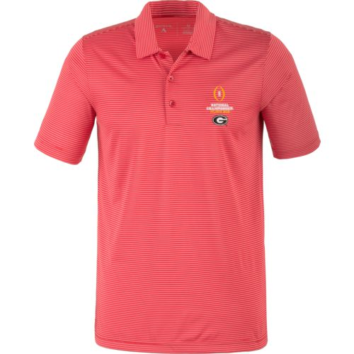 Antigua Men's University of Georgia College Football Playoff Quest Polo Shirt