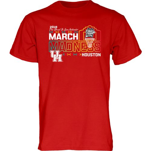 Blue 84 Men's University of Houston Mighty March T-Shirt