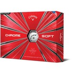 Callaway Chrome Soft '18 Golf Balls 12-Pack - view number 3