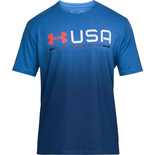 Display product reviews for Under Armour Men's USA Graphic T-shirt