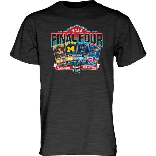 Blue 84 Men's 2018 Final Four Alamodome T-Shirt