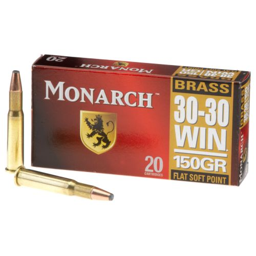 Monarch® FSP .30-30 Winchester 150-Grain Rifle Ammunition