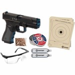 Crosman T4 Semiautomatic Air Pistol Kit