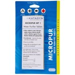 Katadyn Micropur MP1 Water Purification Tablets 20-Pack
