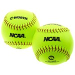 "Worth NCAA 12"" Outdoor Training Balls 2-Pack"