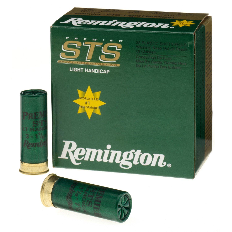 Remington Premier  STS  Light Handicap 12 Gauge Shotshells