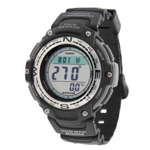 academy casio s digital compass sensor