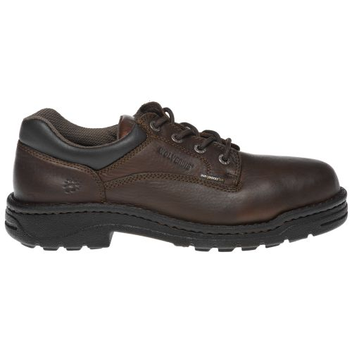 Wolverine Men s Exert Durashocks  Slip-Resistant Opanka Work Shoes