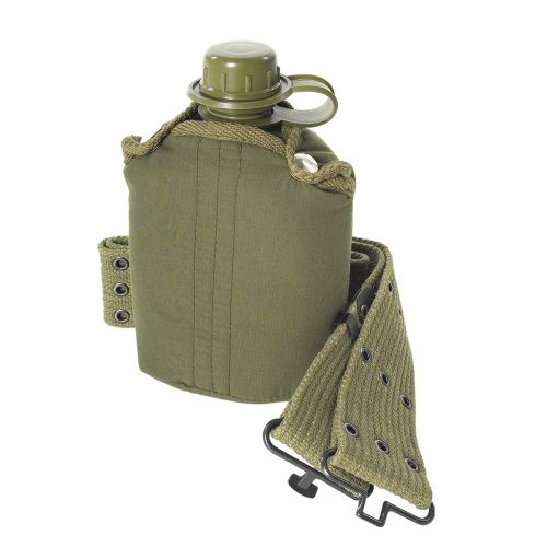 Timber Creek 1 qt. Canteen and Belt Kit