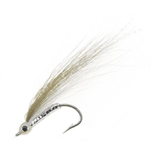 "Superfly™ Glass Minnow 1-1/4"" Saltwater Fly"