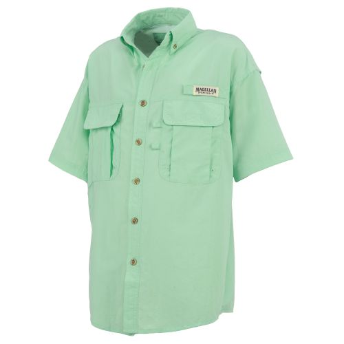 Magellan Outdoors™ Boys' Laguna Madre Short Sleeve Fishing Shirt