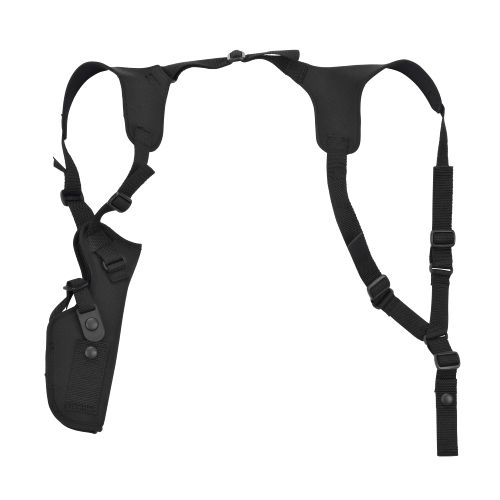 GunMate® Large-Frame Pistol Vertical Shoulder Holster - view number 1