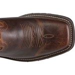Justin Men's Stampede Square Toe Work Boots - view number 4