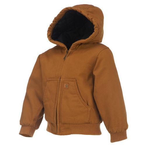 Display product reviews for Carhartt Toddlers' Active Jacket