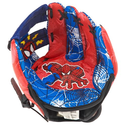 Franklin Marvel Spider-Man Classic Airtech Baseball Glove and Ball