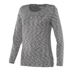 Magellan Sportswear® Women's Long Sleeve Space Dyed Top