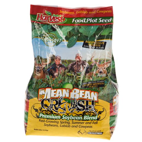 Display product reviews for Evolved Harvest Mean Bean Crush 10 lb. Food Plot