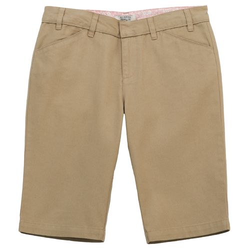Austin Clothing Co.® Juniors' School Uniform Bermuda Short