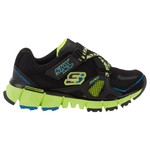 SKECHERS Boys' X 2.0 Wit Athletic Lifestyle Shoes