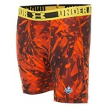 Under Armour® Men's HeatGear® Sonic-Printed Compression Short
