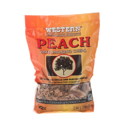 Western Peach BBQ Smoking Chips