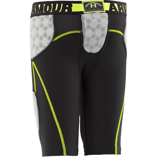 Under Armour Boys' HeatGear Gameday Armour 5-Pad Girdle
