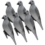 Game Winner® 3-D Foam Dove Decoys 6-Pack - view number 1