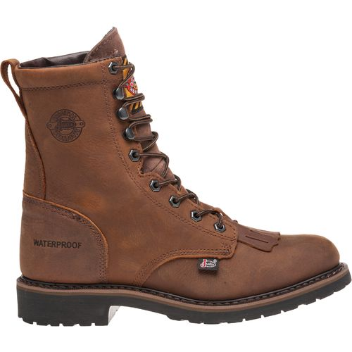 Justin Men's Wyoming Waterproof Work Boots - view number 1