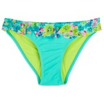 O'Rageous® Juniors' Floral Ikat Swim Bottom