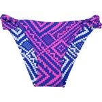 O'Rageous Juniors' Bonnie and Clyde Reversible Hipster Swim Bottom - view number 1