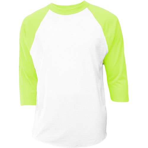 Display product reviews for Soffe Boys' 2-Tone Baseball Jersey