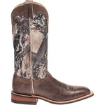 Justin Men's Bent Rail America Cowhide Western Boots