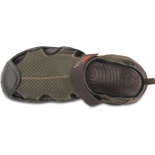 Crocs™ Men's Swiftwater Sandals - view number 3