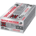 Winchester Cowboy Loads Lead .45 Colt 250-Grain Handgun Ammunition - view number 1