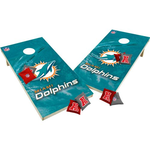 Wild Sports Tailgate Toss XL SHIELDS Miami Dolphins