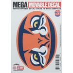 "Stockdale Auburn University 5"" x 7"" Repositionable Decal"