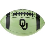 GameMaster University of Oklahoma Glow in the Dark Mini Football