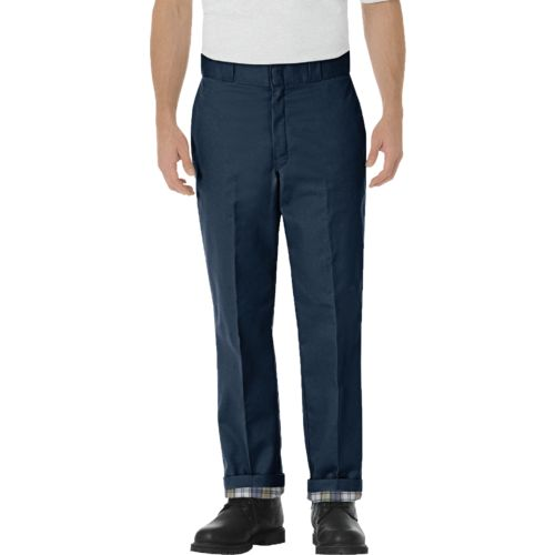 Display product reviews for Dickies Men's Relaxed Fit Flannel Lined Work Pant