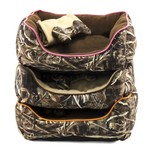 Dallas Manufacturing Company Camo Box Bed Gift Set