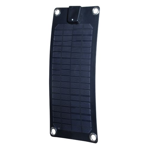 Nature Power 3W Semiflex Monocrystalline Solar Panel Battery Trickle Charger