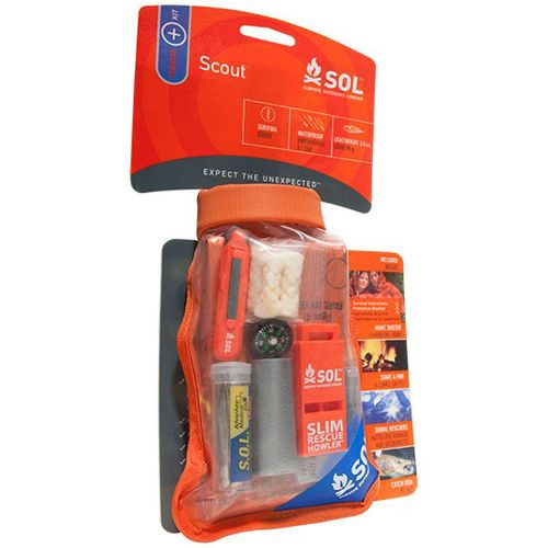 Adventure Medical Kits Survive Outdoors Longer® Scout Kit