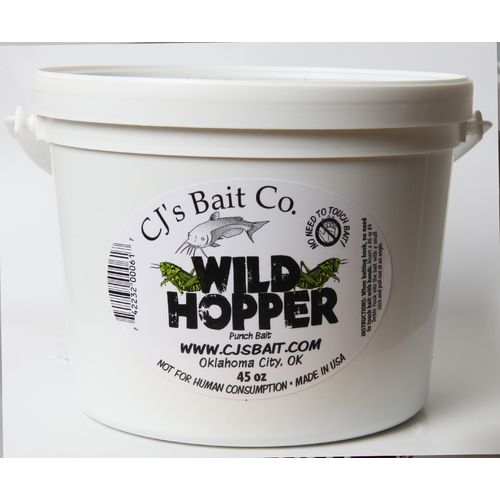 Display product reviews for CJ's Bait Company 45 oz. Punch Bait