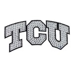Team ProMark Texas Christian University Bling Emblem