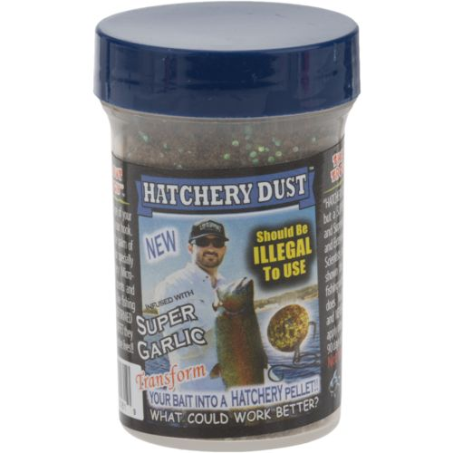 Lip Ripperz Hatchery Dust 1 oz. Fish Attractant