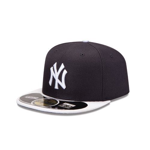 New Era Men's New York Yankees 2015 Home Diamond Era Cap