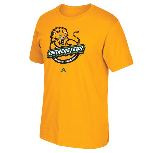 adidas Men's Southeastern Louisiana University School Logo T-shirt