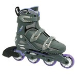 Roller Derby Girls' V-Tech 500 Adjustable In-Line Skates